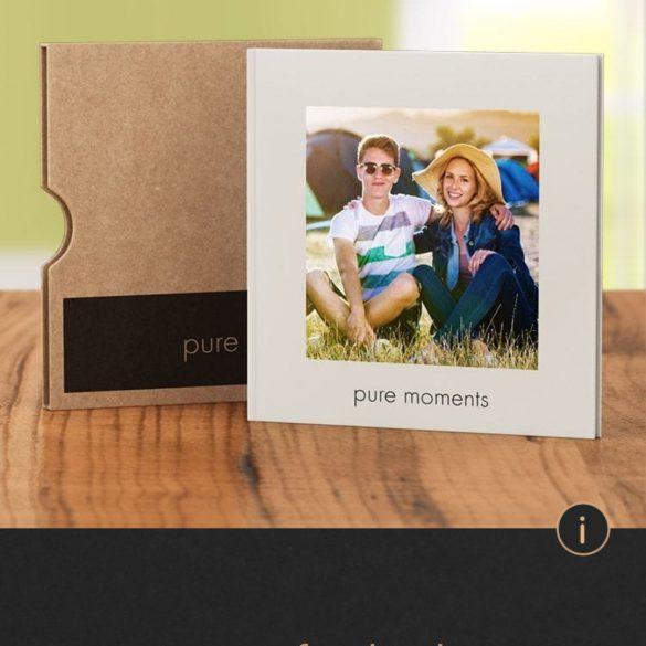 Startseite Pure App