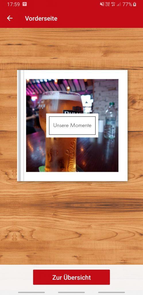 Pure App: neuer Titel