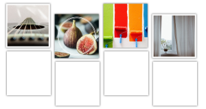 Square Prints im Fotoeditor von Cewe gestalten